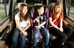 Olympia Car Seats, Convertible Booster Car Seat   Diono