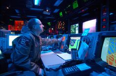 USS_Harry_S._Truman navy command and control