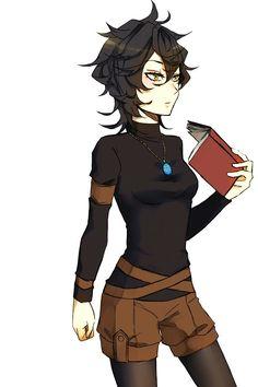 Manga Girl, Anime Art Girl, Yuno Cosplay, Rail Wars, Gender Bender Anime, Black Clover Anime, Naruto Girls, Black Cover, Anime Demon