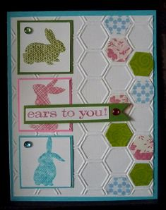 Ears to you by mommamix Stamps: Stampin up Ears to you