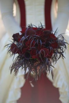 Gothic Wedding Ideas | Gothic wedding unique wedding blog AIW AngiePeadyPhotography12 Wedding ...