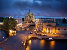 St. Petersburg again