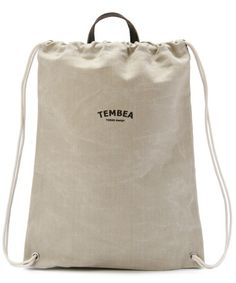 BEAUTY&YOUTH MENS(ビューティアンドユース メンズ)の<TEMBEA> 32 KNAPSACK LINEN/バッグ(バックパック/リュック) ナチュラル