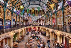 Emmy DE * Covent Garden, London