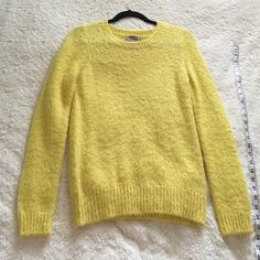 FINAL SALE Forever 21 yellow sweater Forever 21 yellow sweater Forever 21 Sweaters
