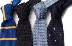 Gebreide das 7  - Must-wear: De gebreide stropdas - Manify.nl