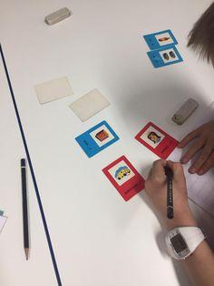 Kirjoita sana vihkoon täydentämällä oikea yhdistelmä. (Suvi Sankinen / Alkuopettajat) Education, Onderwijs, Learning