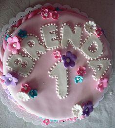 Torta y Souvenirs floridos by 5taEsencia Bakery, via Flickr