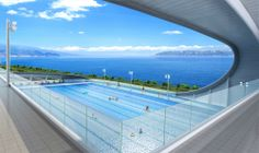 Kennedy Town Swimming Pool / TFP Farrells