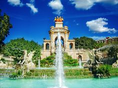 Parc de la Ciutadella 22 Sights You Have To See When You Visit Barcelona, Spain... - Hand Luggage Only - Travel, Food & Home Blog