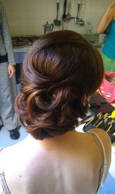 WEDDING HAIR AND MAKEUP IN ROME ITALY http://janitahelova.com/