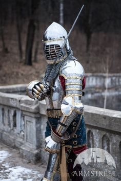 """Medieval Western Knight's Armor Kit """"The King's Guard"""""""