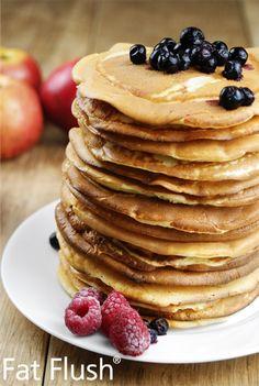 Fat Flush-friendly Pancakes- Official Fat Flush Recipe