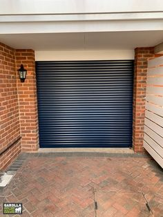 Whether you're wanting brown garage doors, a garage shutter in blue or a new garage door in green, you'll love our single and double garage door prices. Click the link to find out more! Brown Garage Door, Double Garage Door, Garage Door Paint, Garage Door Decor, Garage Door Styles, Garage Door Makeover, Garage Door Design, Garage Doors Prices, Roller Shutters