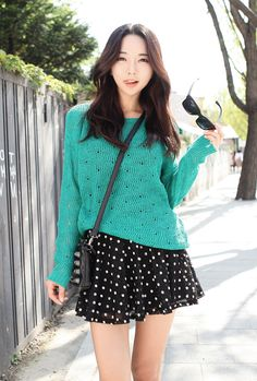 Itsmestyle to look extra k-fashionista ♥ #fashion #k fashion #itsmestyle #cute #ulzzang #lovely #girly #knit #cardigan #shoes #hair #jacket #pants #skirt #dress #lace #pretty #jeans #shorts