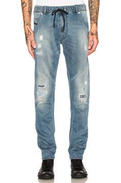 DIESEL Krooley Ne Jeans. #diesel #cloth #