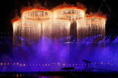 olympic stage set - Google Search