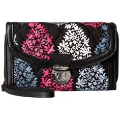 de262d2b3956 Vera Bradley Ultimate Wristlet (Northern Lights) ( 54) ❤ liked on Polyvore  featuring bags