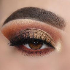 Nice eye makeup style Nizza Augen Make-up-Stil - Makeup Tutorial James Charles Makeup Inspo, Makeup Inspiration, Makeup Tips, Hair Makeup, Makeup Style, Make Up Looks, Beautiful Eye Makeup, Beautiful Eyes, Beauty Make-up
