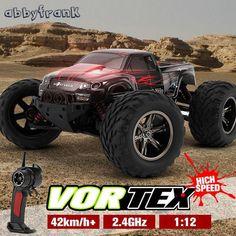 Car High Speed Remote Control Road Dirt Bike Classic Toys Truck Big Wheel Gift #Abbyfrank