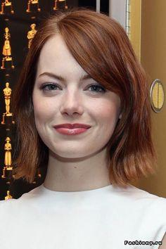 6 популярных цветов волос на примере Голливуда