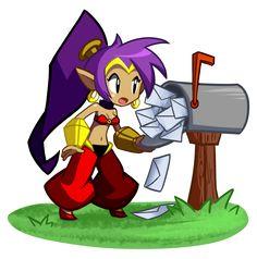 "Shantae: Half-Genie Hero"" Kickstarter Campaign | Page 6 | New Game+"