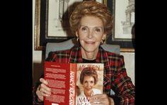 images of nancy reagan Presidents Wives, Nancy Reagan, President Ronald Reagan, Awareness Campaign, Hollywood Actresses, Film, Lady, Husband, Usa
