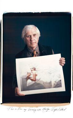ダグラス・カークランド:マリリン[・モンロー]との一夜の写真だ。
