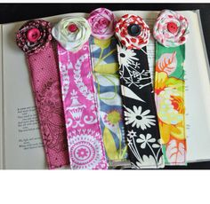 Cute durable bookmarks... Lasts forever!!!