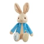 From the classic Beatrix Potter books this beautiful Peter Rabbit soft toy is made from premium soft plush to ensure he is as gentle against babies skin as can . Beatrix Potter, Peter Rabbit Toys, Baby Toys, Kids Toys, Toddler Toys, Turtle Plush, Rabbit Baby, Beanie Boos, Lightning Mcqueen