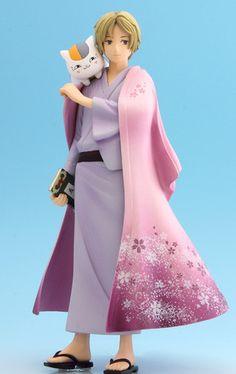 Anime Figuren Shop - Natsume Takashi und Nyanko-sensei - DXF Banpresto online kaufen