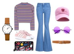 60s/70s style by zozo160901 on Polyvore featuring polyvore, fashion, style, STELLA McCARTNEY, adidas Originals, rag & bone and clothing