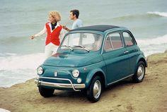 Fiat 500 'Deluxe'