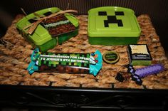 goody bag ideas for minecraft party