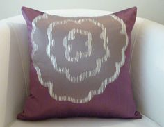 Decorative pillow 18x18 inches made of by mypreciouspillow on Etsy, €19.00