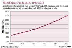 Disease and Drought Curb Meat Production and Consumption | Worldwatch Institute-355