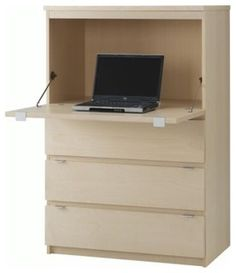 JONAS Secretary - modern - desks - by IKEA