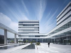 Gmp Architekten - Von Gerkan, Marg und Partner, Christian Gahl · Data Center of China Life Insurance · Divisare