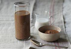 Breakfast smoothie courtesy of Dr. Frank Lipman via GOOP