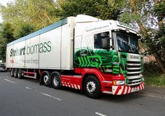 """This is Eddie Stobart,""""Natalie Jayne"""",H8309,PX13 BMV. Do you play the game of guessing the name when you see a Eddie Stobart on the roads?"""