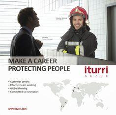 Tiovivo Publicidad Sevilla: Campaña gráfica de reclutamiento para Iturri