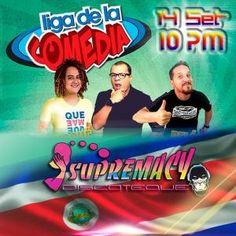 Liga de de la Comedia en Supremacyhttp://www.desktopcostarica.com/eventos/2014/liga-de-de-la-comedia-en-supremacy