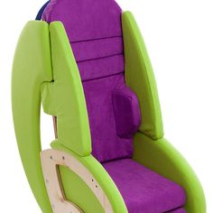 Adjustable Seat Depth The seat depth can be easily adjusted to ensure the user's pelvis stays right back in the seat, correctly aligned and not tilting into a sacral sitting posture. http://blossomforchildren.co.uk/mobility/181-huggle.html
