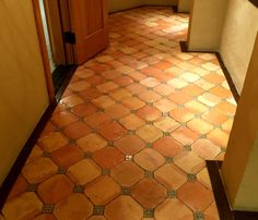 126 best Mexican Floor Tile images on Pinterest   Cement tiles     Mexican Tile Designs carries a full line of Mexican Floor Tiles Pavers  suitable for flooring in any room of your house or business