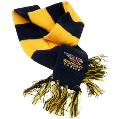 West Coast Eagles Traditional Baby Scarf $9.95