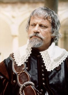 Oliver Reed: The Return of the Musketeers, filmed sometime in the 1980s.
