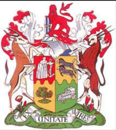 South Africa - coat of arms before 1994