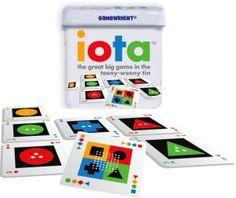 Iota Logic Card Game