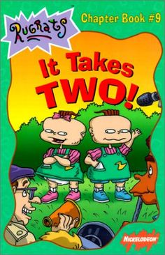 Kids Chapter Books, Rugrats All Grown Up, It Takes Two, Greatest Adventure, Book Collection, Take That, Entertainment, Amazon, Style