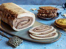 Hodesylte | Oppskrift - MatPrat Pork Roll, Norwegian Food, Lchf, Rolls, Food And Drink, Cookies, Breakfast, Desserts, Christmas